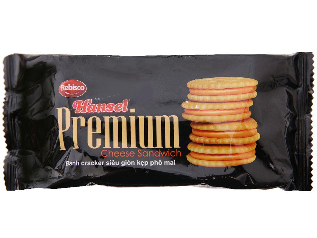 Bánh Cracker Phô Mai 55g 2