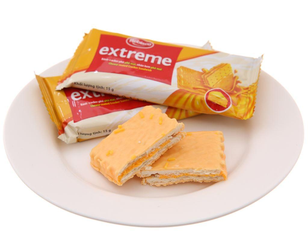 Bánh Cracker Extreme Phô Mai 225g 4