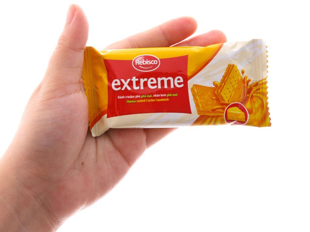 Bánh Cracker Extreme Phô Mai 225g 5