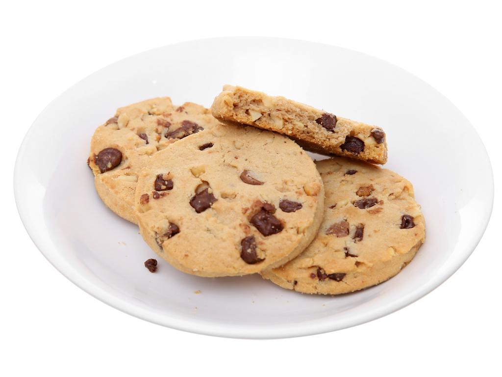 Bánh quy socola hạt dẻ Walkers hộp 150g 4