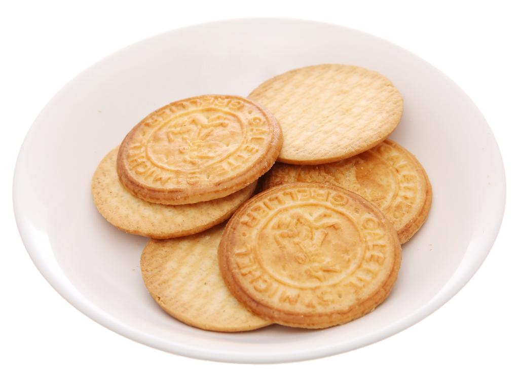 Bánh quy bơ truyền thống StMichel Galettes hộp 130g 4