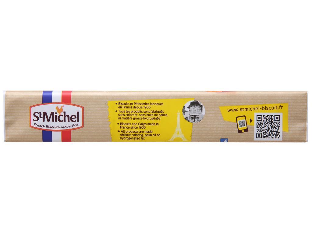 Bánh quy bơ StMichel Palets hộp 150g 3