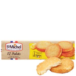 Bánh quy bơ StMichel Palets hộp 150g