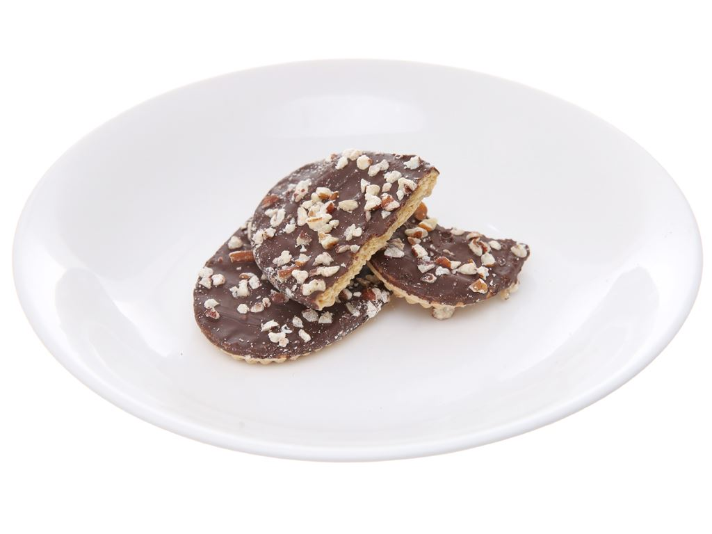 Bánh quy socola và hạt bồ đào Pepperidge Farm Geneva gói 156g 4