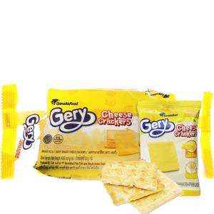 Bánh cracker phô mai Gery gói 100g