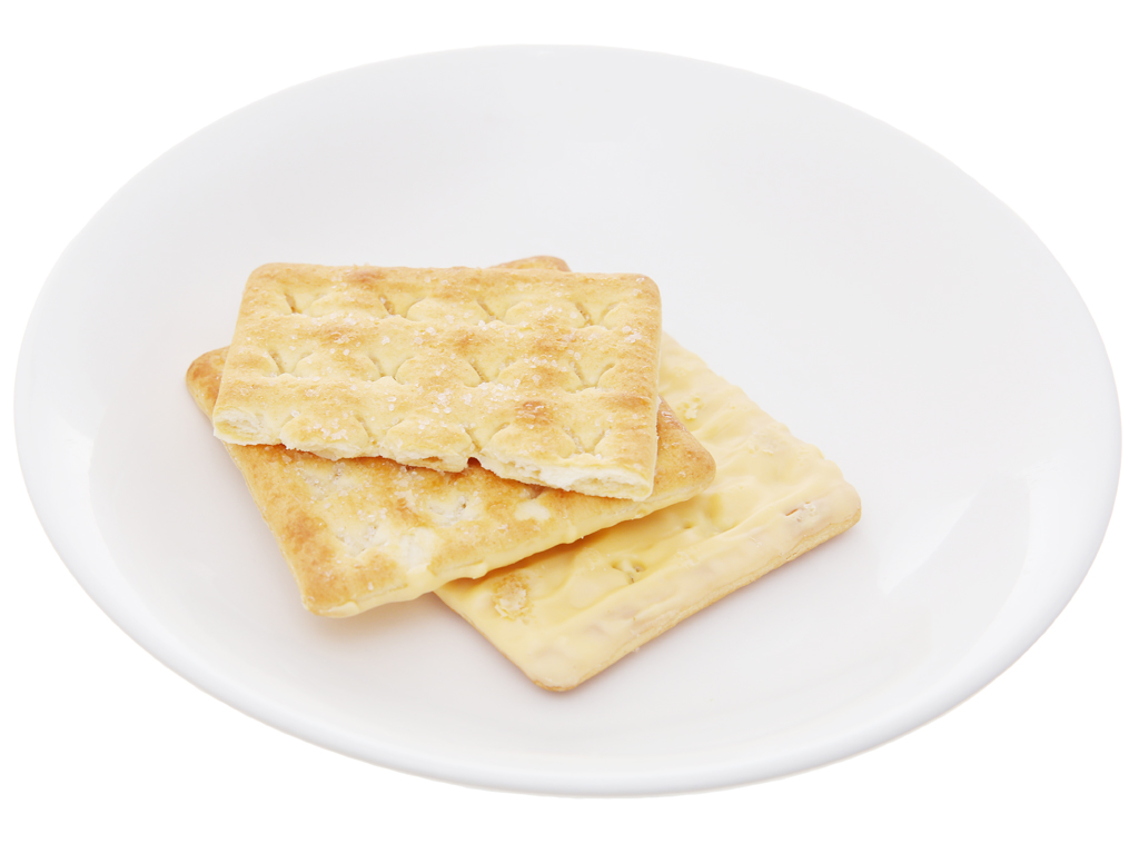 Bánh quy phô mai Gery gói 100g 4