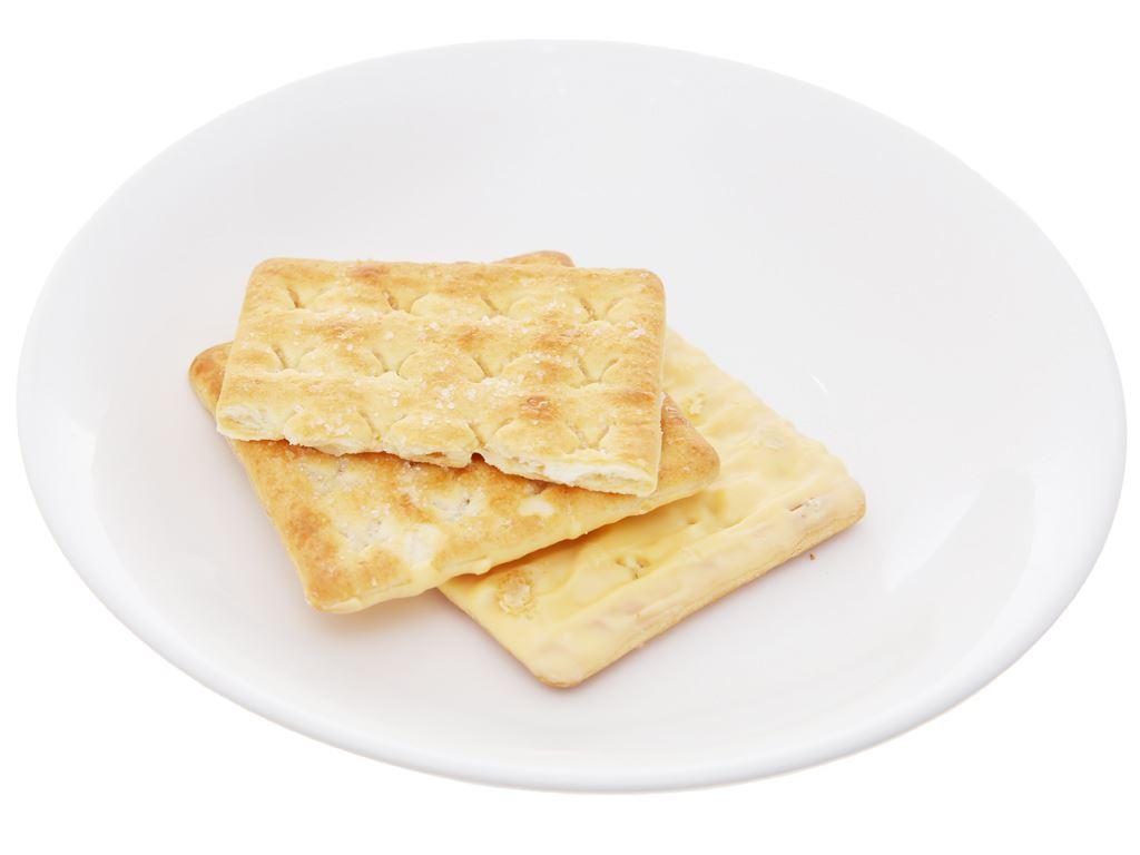Bánh cracker phô mai Gery gói 40g 4