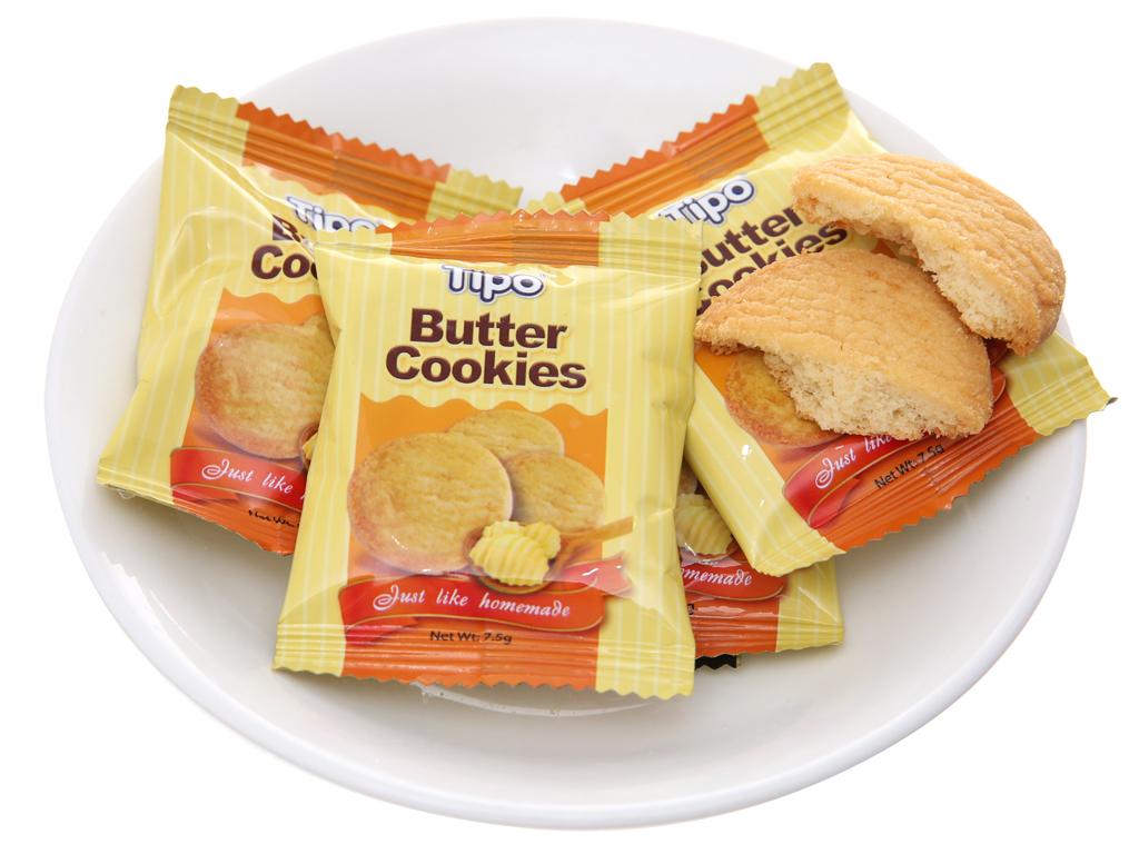 Bánh quy Tipo bơ 75g 4