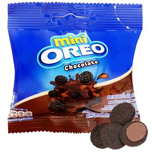 Bánh quy Oreo Mini kem socola gói 20.4g