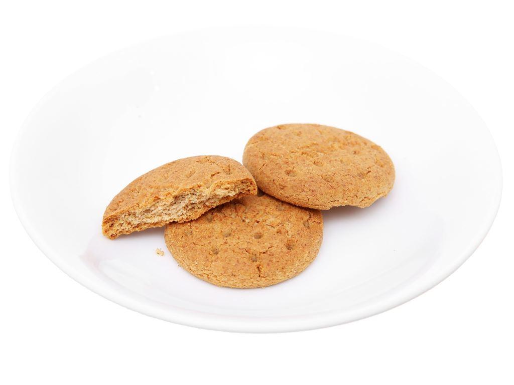 Bánh quy lúa mì Misura gói 120g 4