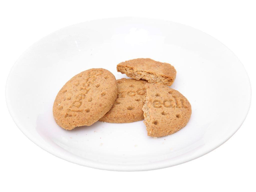 Bánh quy ngũ cốc Misura gói 120g 5