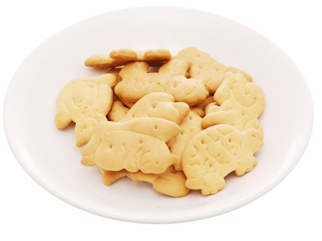 Bánh quy bơ hình thú Bahlsen Zoo gói 30g 4