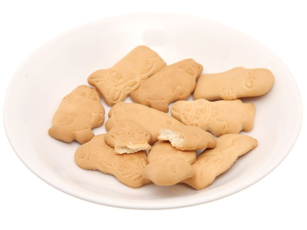 Bánh quy Hokka Moominvalley sữa 90g 4