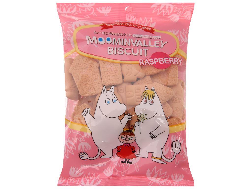 Bánh quy Hokka Moominvalley 75g 22