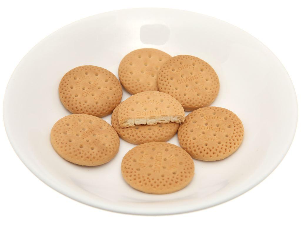 Bánh quy Everybody Hokka gói 180g 4