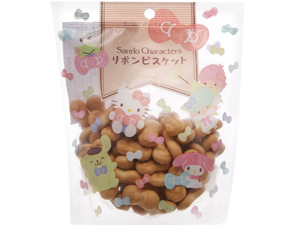Bánh quy Sanrio hình nơ 50g 2
