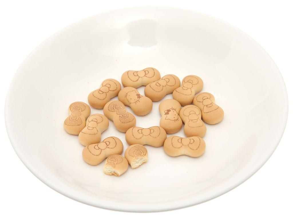 Bánh quy hình nơ Sanrio gói 20g (giao màu ngẫu nhiên) 4