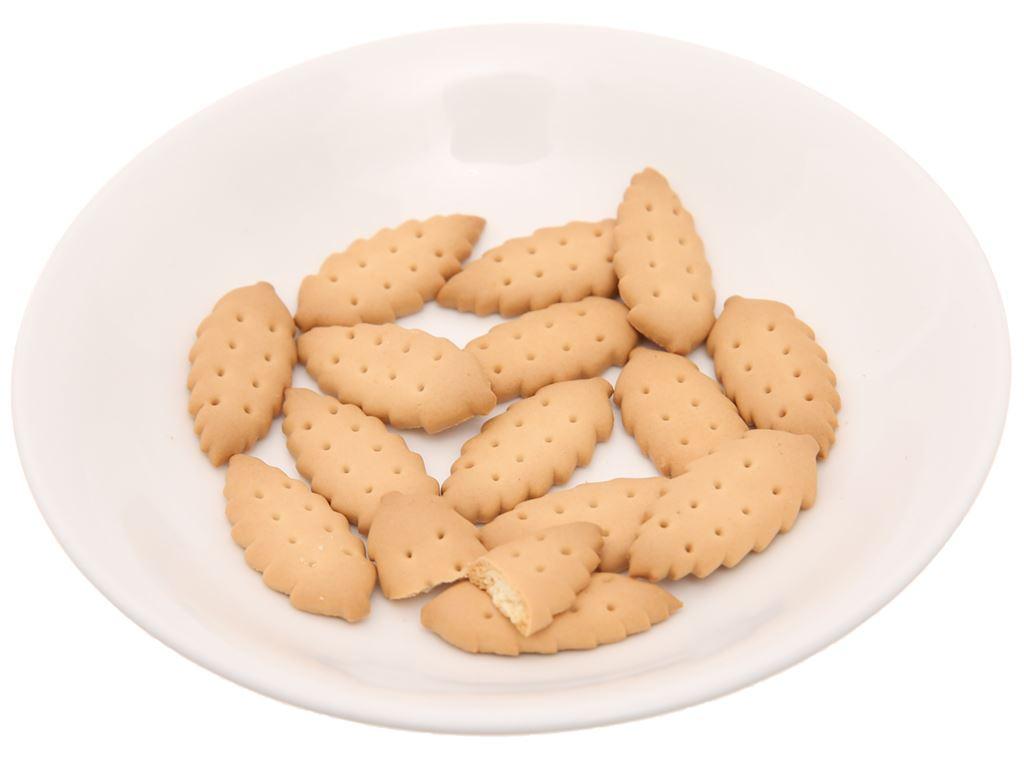 Bánh quy sữa Hokka Caterpillar gói 15g 4