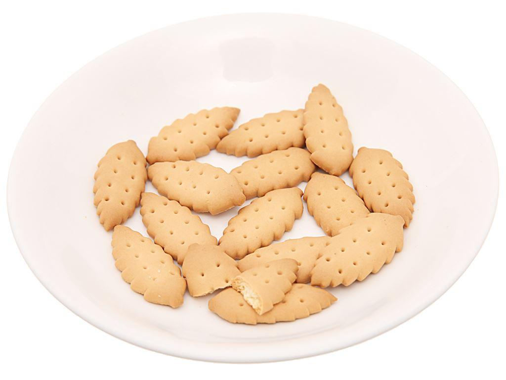 Bánh quy sữa Hokka Caterpillar gói 85g 4