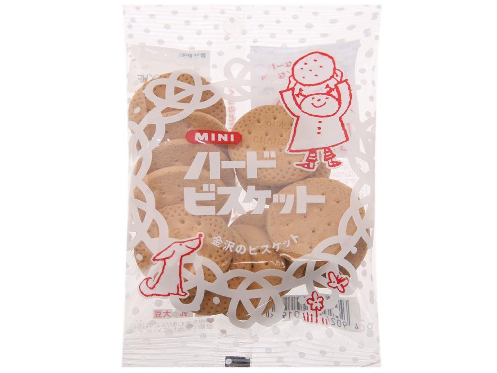Bánh quy giòn Hokka gói 25g 2