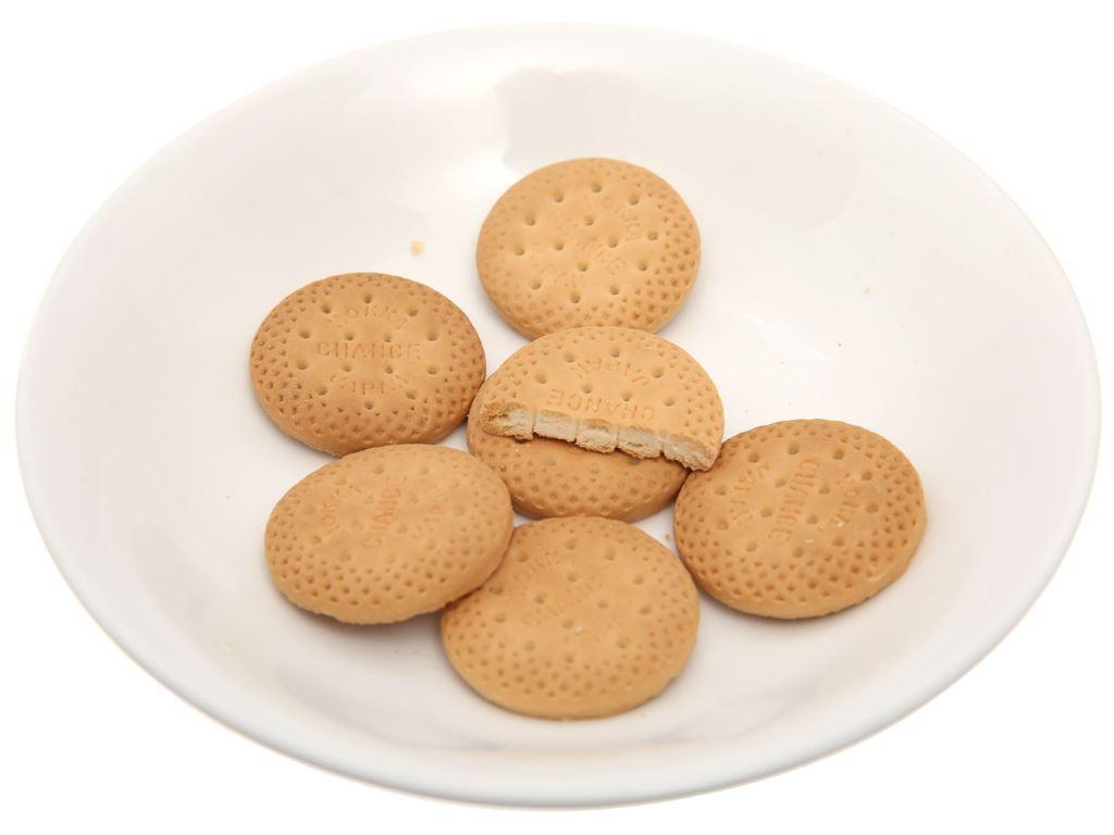 Bánh quy giòn Hokka gói 25g 4