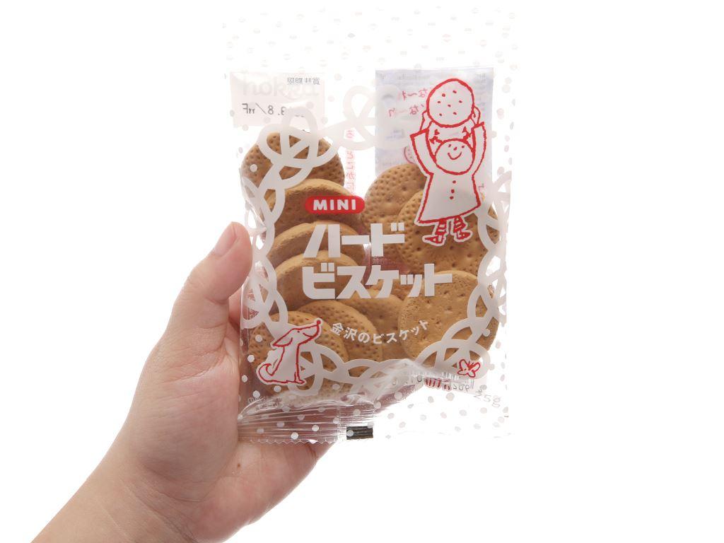 Bánh quy giòn Hokka gói 25g 5