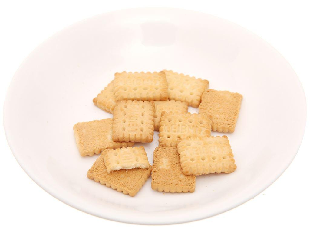 Bánh quy bơ Bahlsen Leibniz Minis gói 100g 4