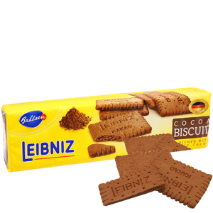 Bánh quy ca cao Bahlsen Leibniz gói 200g