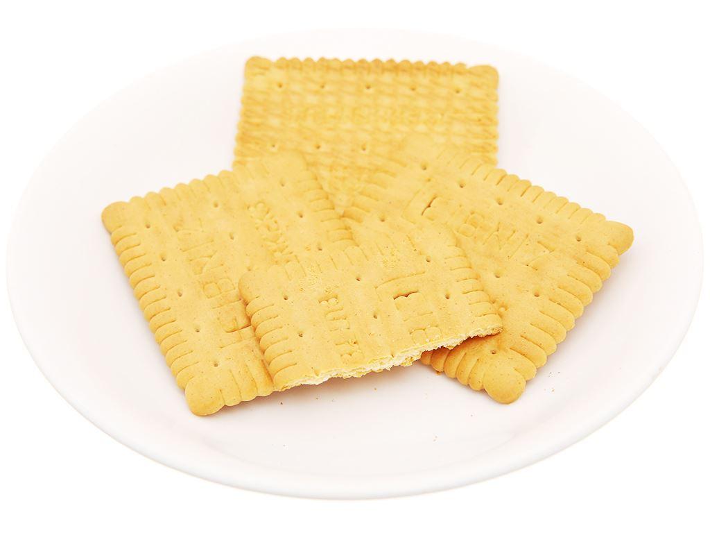 Bánh quy bơ ít đường Bahlsen Leibniz gói 200g 4