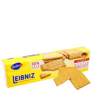 Bánh quy bơ ít đường Bahlsen Leibniz hộp 200g