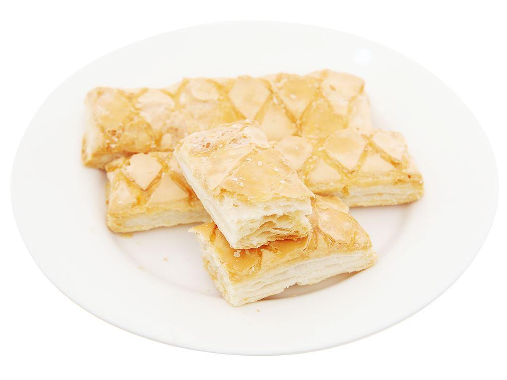 Bánh Puff Pastry phủ đường Glassate Matilde Vicenzi gói 125g 4