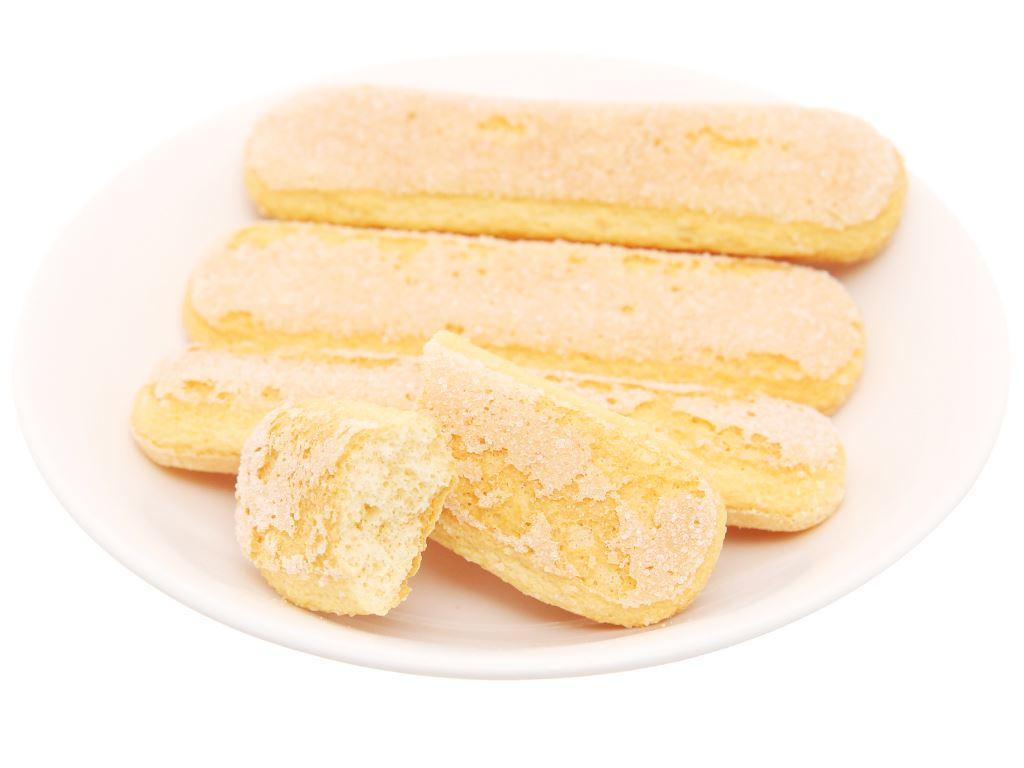 Bánh Ladyfingers nguyên gốc Ý Matilde Vicenzi Vicenzovo gói 200g 4