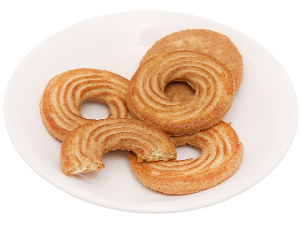 Bánh quy sữa chua Misura hộp 100g 4