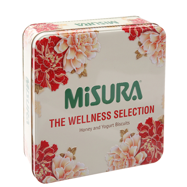 Bánh quy ngọt Misura mật ong và sữa chua 500g 2