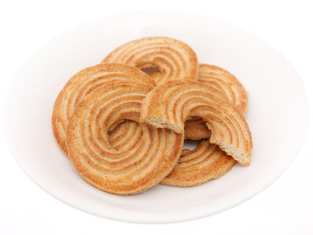 Bánh quy sữa chua và mật ong Misura hộp 500g 5