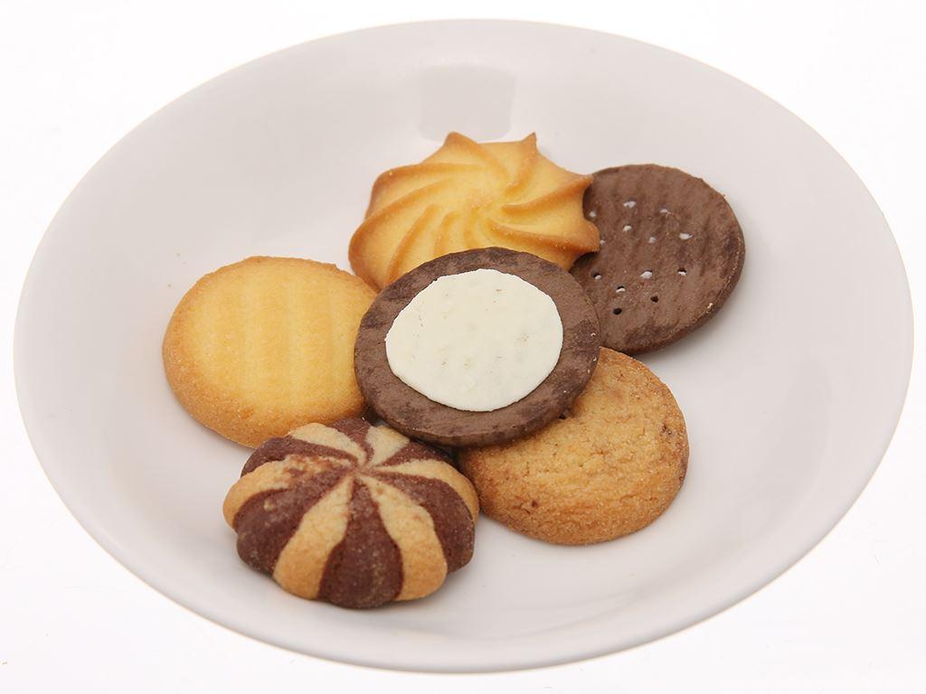 Bánh quy thập cẩm sô cô la Cosy hộp 840g 3