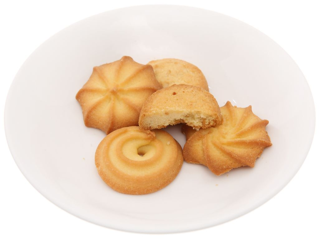 Bánh quy thập cẩm rắc hạt Cosy hộp 378g 5