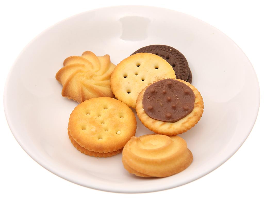 Bánh quy Kẹp kem Cosy thập cẩm 378g 3