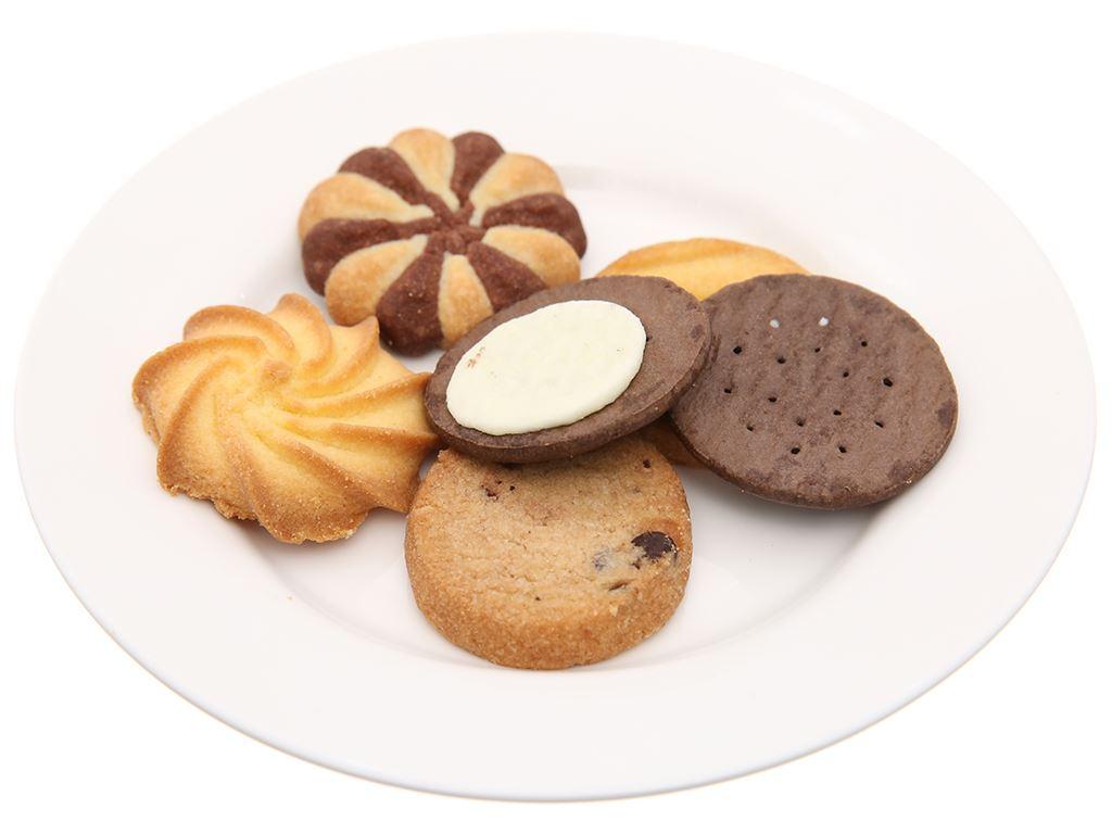 Bánh quy thập cẩm socola Cosy hộp 378g 5
