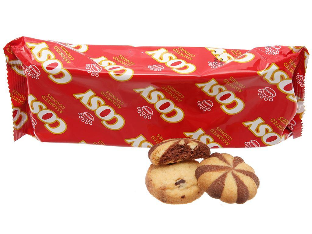 Bánh quy thập cẩm Cosy hộp 630g 5