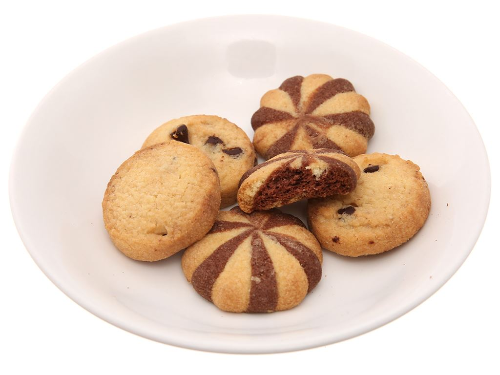 Bánh quy thập cẩm Cosy hộp 630g 6