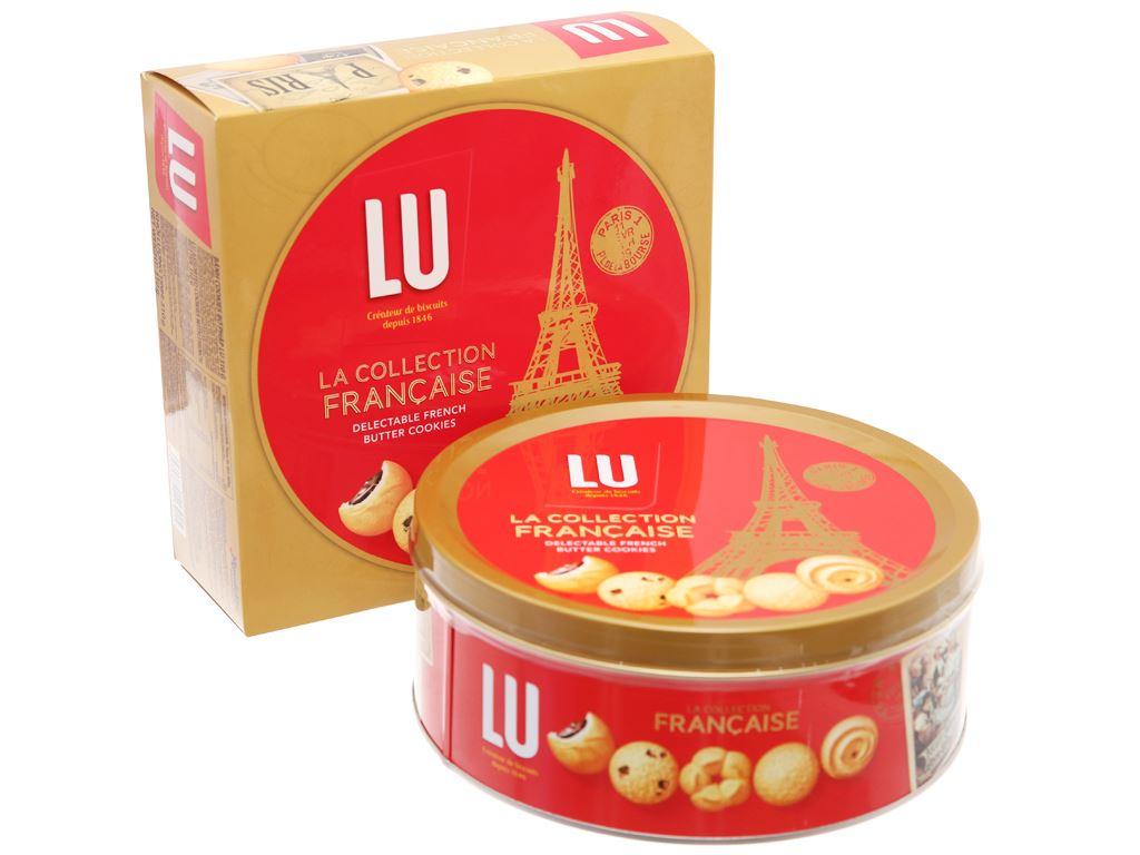 Bánh quy bơ Pháp LU hộp 310g 2