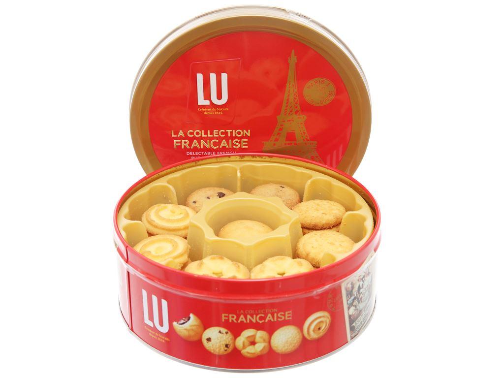 Bánh quy bơ Pháp LU hộp 310g 5
