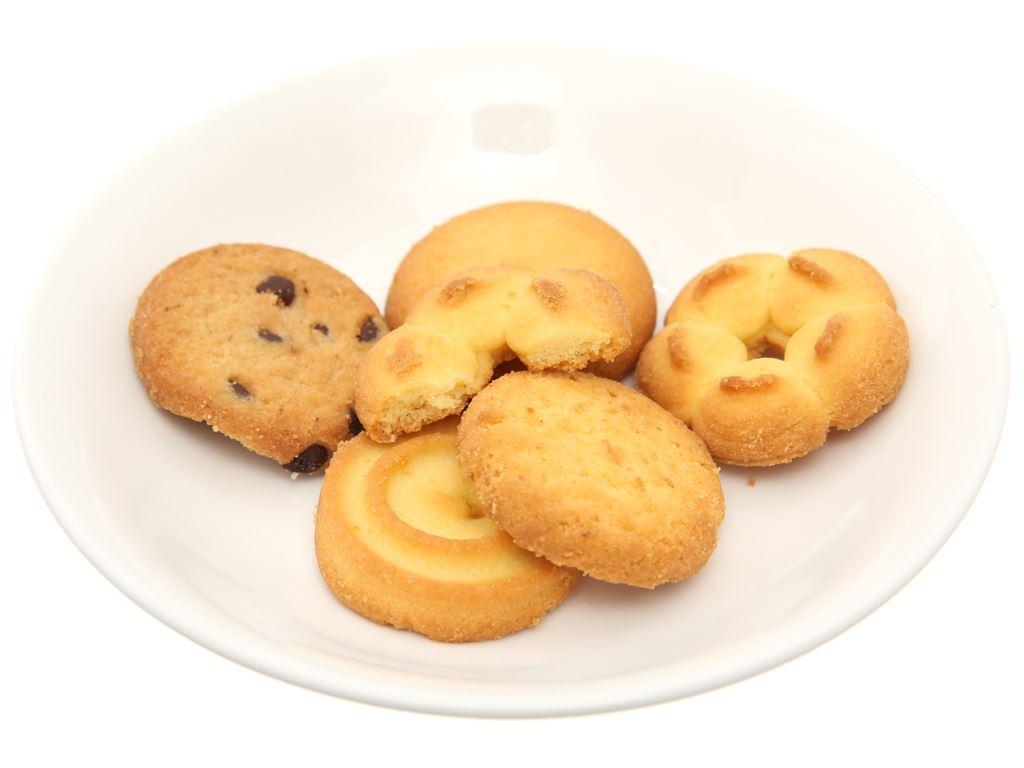 Bánh quy bơ Pháp LU hộp 310g 6
