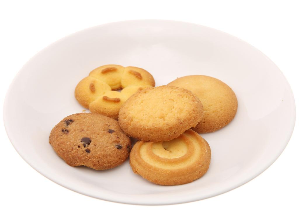 Bánh quy ngọt LU bơ 540g 4
