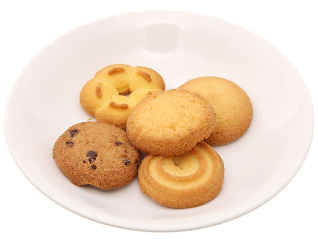 Bánh quy bơ LU La Collection Francaise hộp 708g 4