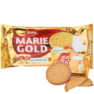 Bánh quy sữa Roma Marie Gold gói 240g