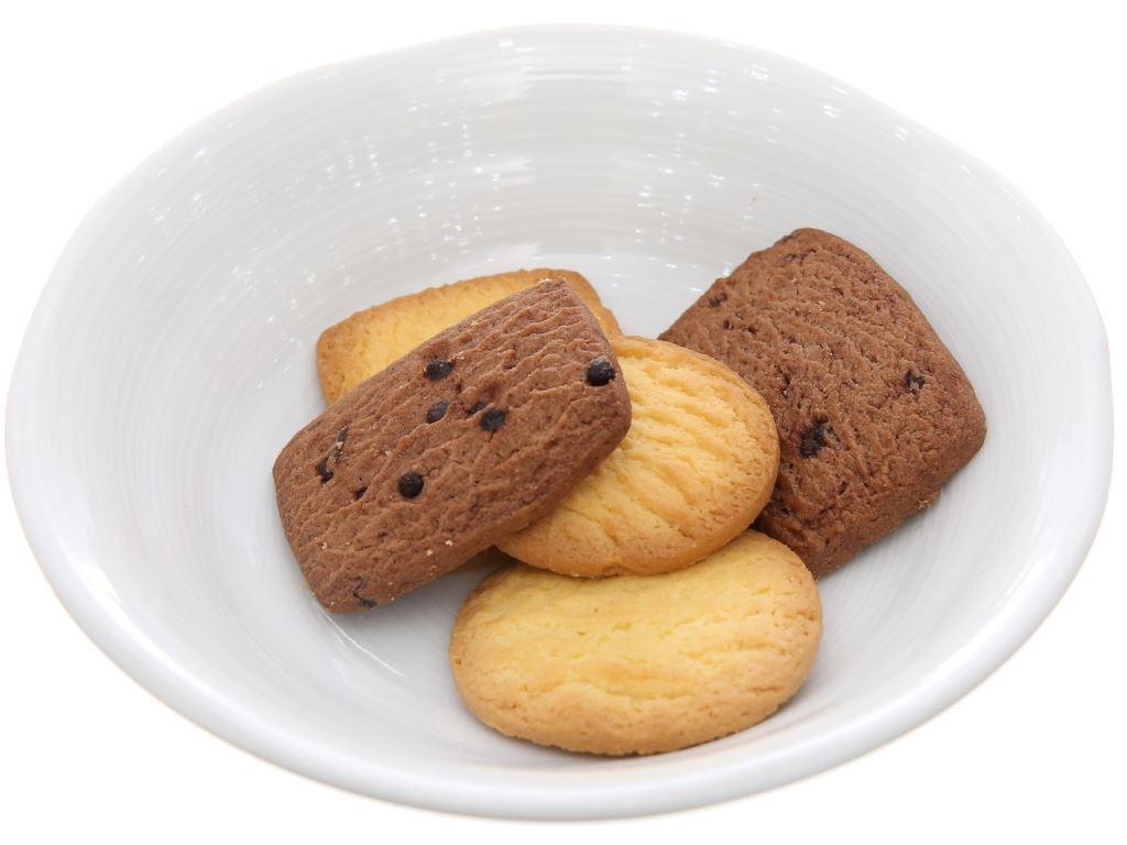 Bánh quy bơ Deli Paris hộp 382g 3