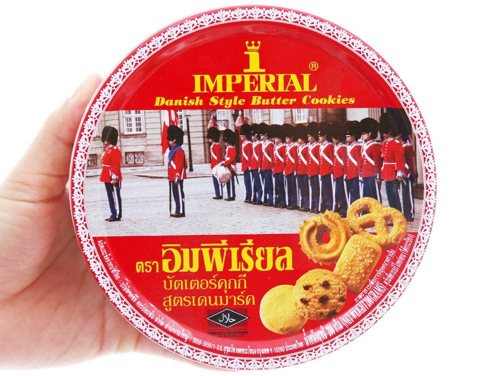 Bánh quy bơ kiểu Đan Mạch Imperial hộp 200g 3