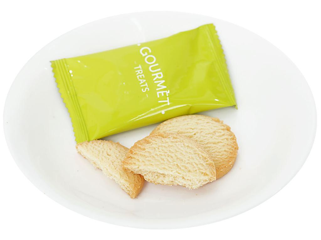 Bánh quy hương chanh O&T gói 95g (14 bánh) 4